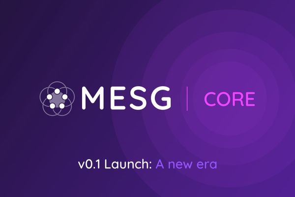 MESG Engine v0.1 Launch: A New Era