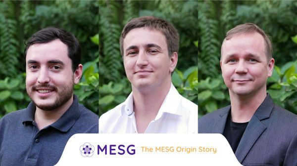 The MESG Origin Story
